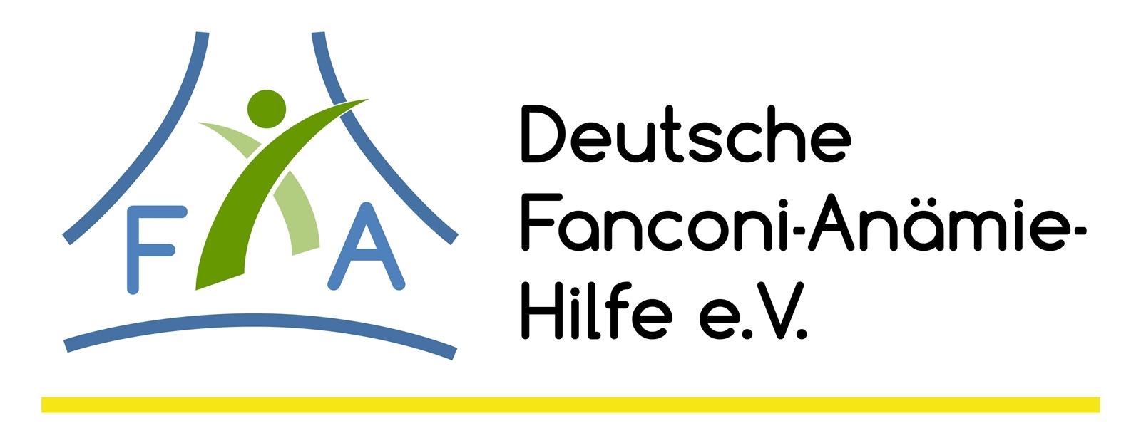 Logo der Deutschen Fanconi-Anämie-Hilfe e. V.
